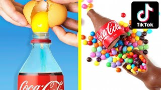 Trying VIRAL Tik Tok Life Hacks with COCA COLA TO SEE IF THEY ACTUALLY WORK! (part 2)