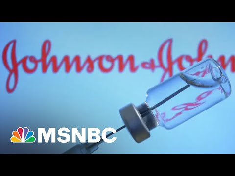 Dr. Peter Hotez Explains What You Need To Know On The J&J Vaccine Pause | Katy Tur | MSNBC
