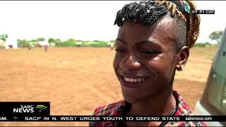LGBT Pride festival in Kenya's Kakuma refugee camp