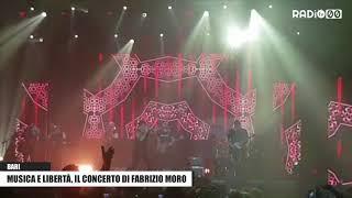 Musica e libertà, il concerto di Fabrizio Moro
