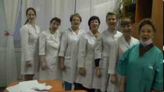 Визитка на конкурс Медсестер