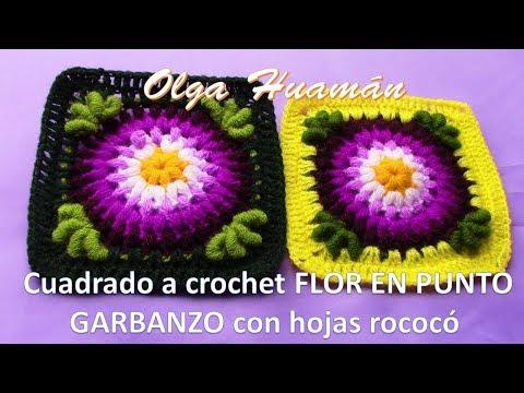 Video Mp3 Hojas En Crochet Paso A Paso En Espanol 4d Videos Mp3
