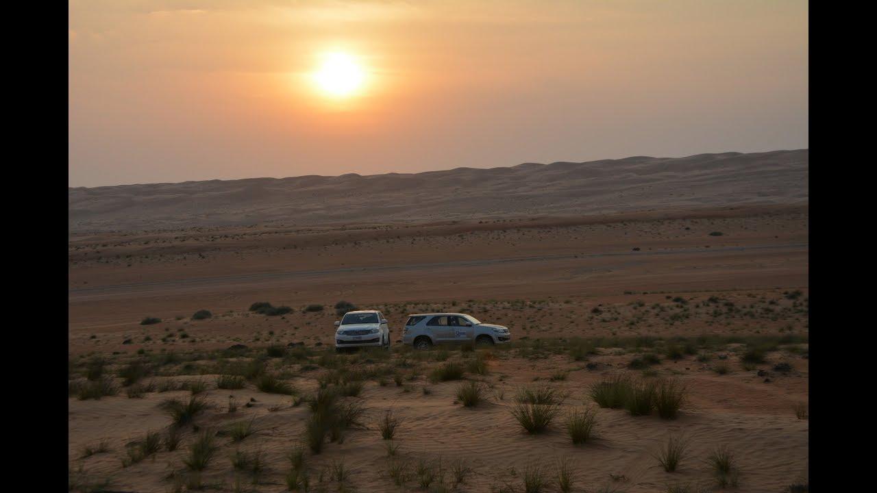 9 dni w Omanie