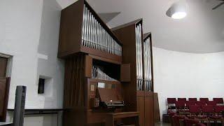 1963 SipeYarbrough Pipe Organ   St. Stephen United Methodist Church, Dallas, Texas