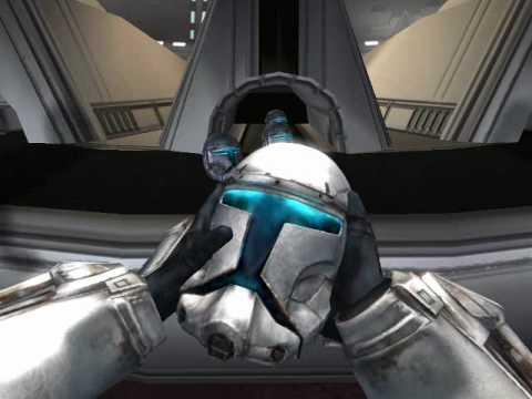 Gameplay de Star Wars: Republic Commando