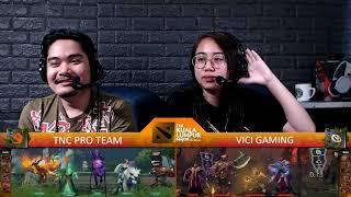 [FIL ] TNC v VG | Game 1 | The Kuala Lumpur Major | Main Stage