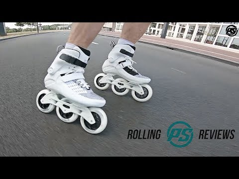 Powerslide Swell Ultra White 110 fitness inline skate – Rolling Review