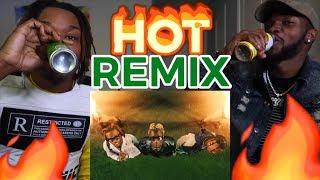 TRAVIS SCOTT OUTTA NO WHERE!!! | Young Thug - Hot ft. Gunna & Travis Scott [Official Video]