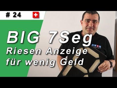 #24 Big 7 Segement Anzeige selber bauen