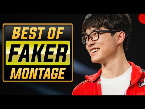"""Faker Montage """"The Playmaker"""" 