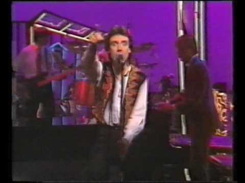 Paul Oxley's Unit, Spanish Bars, Live TV 1981