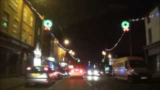 preview picture of video 'Middleton Road Movie by night 2014'
