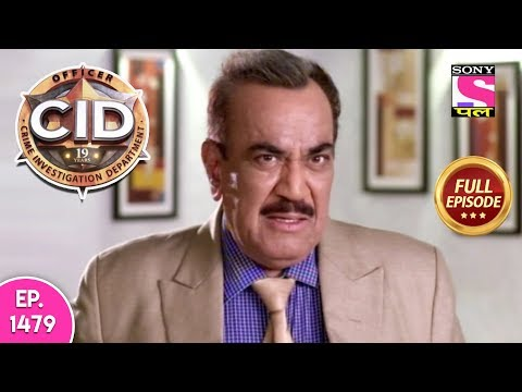CID - Full Episode 1479 - 11th May, 2019 - Sony PAL - Video