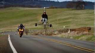 gyrocopter videos