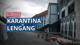 Lokasi Karantina di Rusunawa IAIN Tampak Lengang, Tinggal 7 Pasien yang Tersisa