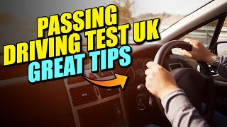 Passing Driving Test UK - Improve Driving/Great Tips