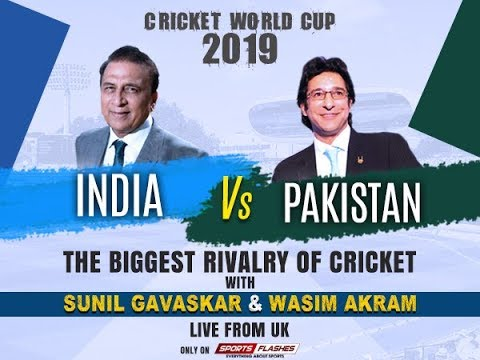 IND vs PAK Commentary by Wasim Akram | World Cup 2019