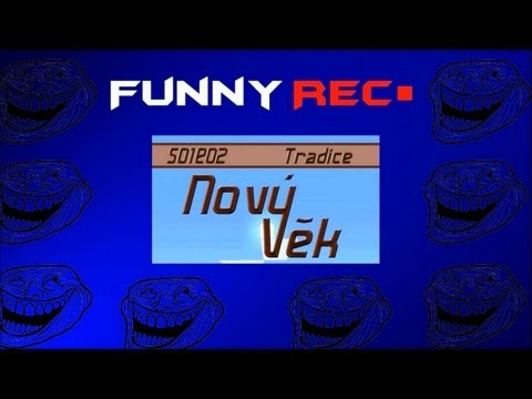 Minecraft Men - Nový Věk S01E02 [Funny REC]