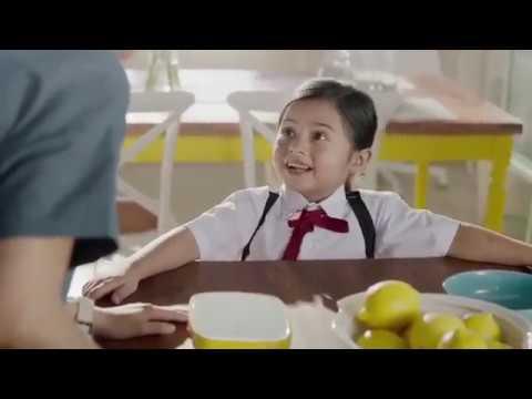 Video Iklan Bumbu Racik Indofood Nasi Goreng - Bekal Sekolah