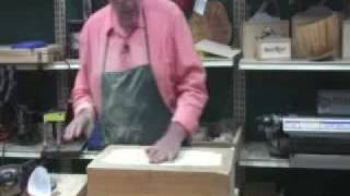 Charles Neil With The <b>Holey Galahad</b> Presented By Woodcraft