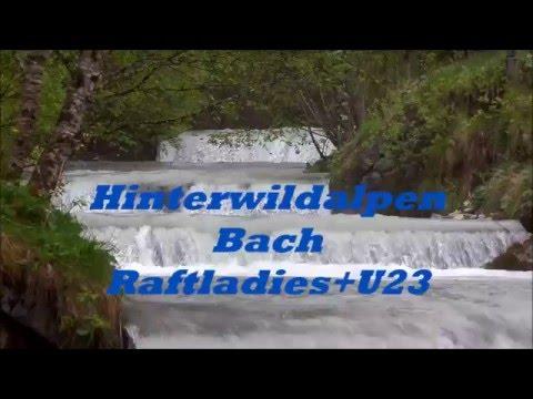 Hinterwildalpenbach