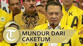 Jaga Keutuhan Partai Golkar, Bambang Soesatyo Mundur dari Pencalonan Ketua Umum