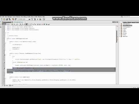 Java LWJGL/OpenGL Game Development Tutorial 7: Introduction to 3D -  thebennybox