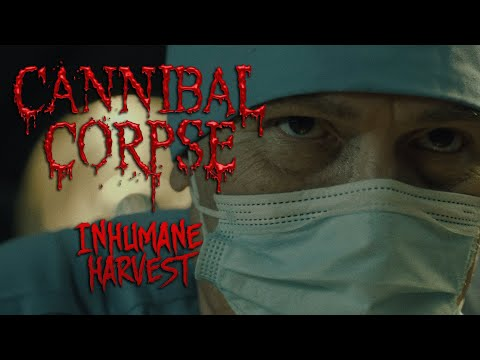 Cannibal Corpse - Inhumane Harvest (OFFICIAL VIDEO) online metal music video by CANNIBAL CORPSE