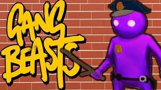 БОРЦЫ-ЗВЕРИ - Gang Beasts - #3