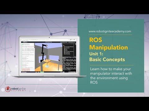 ROS-I RVIZ and OpenCV Integration - смотреть онлайн на Hah Life