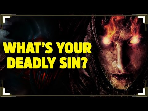 What is your DEADLY SIN?