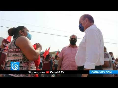 Habitantes de colonias marginadas de Tijuana solicitan obras públicas a su alcalde