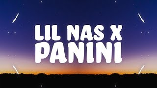 Lil Nas X   Panini (Lyrics)
