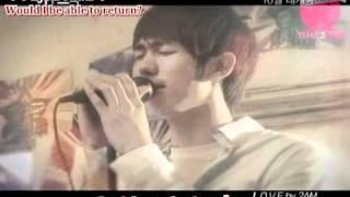 [TIME2SUB] 2AM - L.O.V.E MV (Acoustic OST) [eng subs + karaoke]