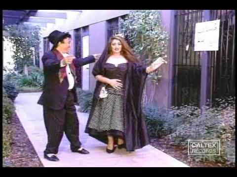Shahnaz Tehrani & Hojati  - Mary   حجتی و شهناز تهرانی - ماری