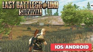LAST BATTLEGROUND SURVIVAL - GAMEPLAY ( iOS / ANDROID )