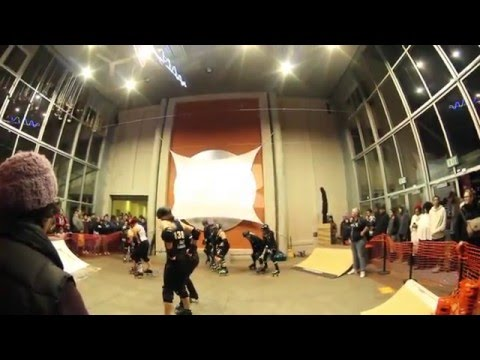 Strength and Struggle Girls Skate Exhibit and Demo with Vanessa Torres & Friends