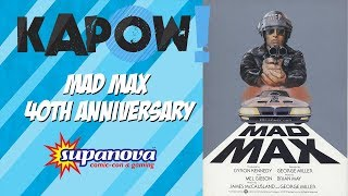 40 Years of Mad Max Kapow talks to the original cast