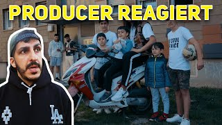 Producer REAGIERT Auf Apache 207   Brot Nach Hause (Official Video)