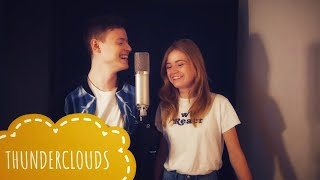 """LSD """"THUNDERCLOUDS"""" Sia, Diplo, Labrinth (Cover Video)"""