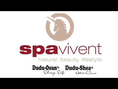 Spa Vivent Produktlinie Dudu Osun und Dudu Shea aus Afrika