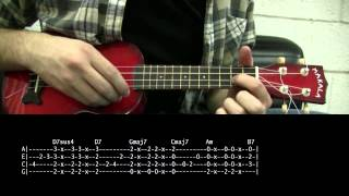 Ukulele lesson: Autumn Leaves - Various Artists / With tabs