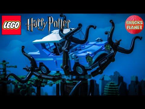 Vidéo LEGO Harry Potter 75953 : Le Saule Cogneur du château de Poudlard