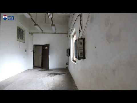 Video z << Prodej průmyslového areálu, 2799 m2, Děčín >>