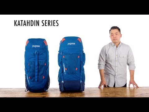 JanSport Pack Review: Katahdin 70L & 50L Backpacking Backpack