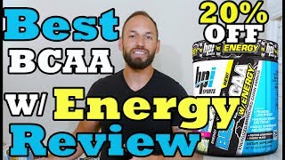 BPI Sports: Best BCAA with Energy Supplement Review