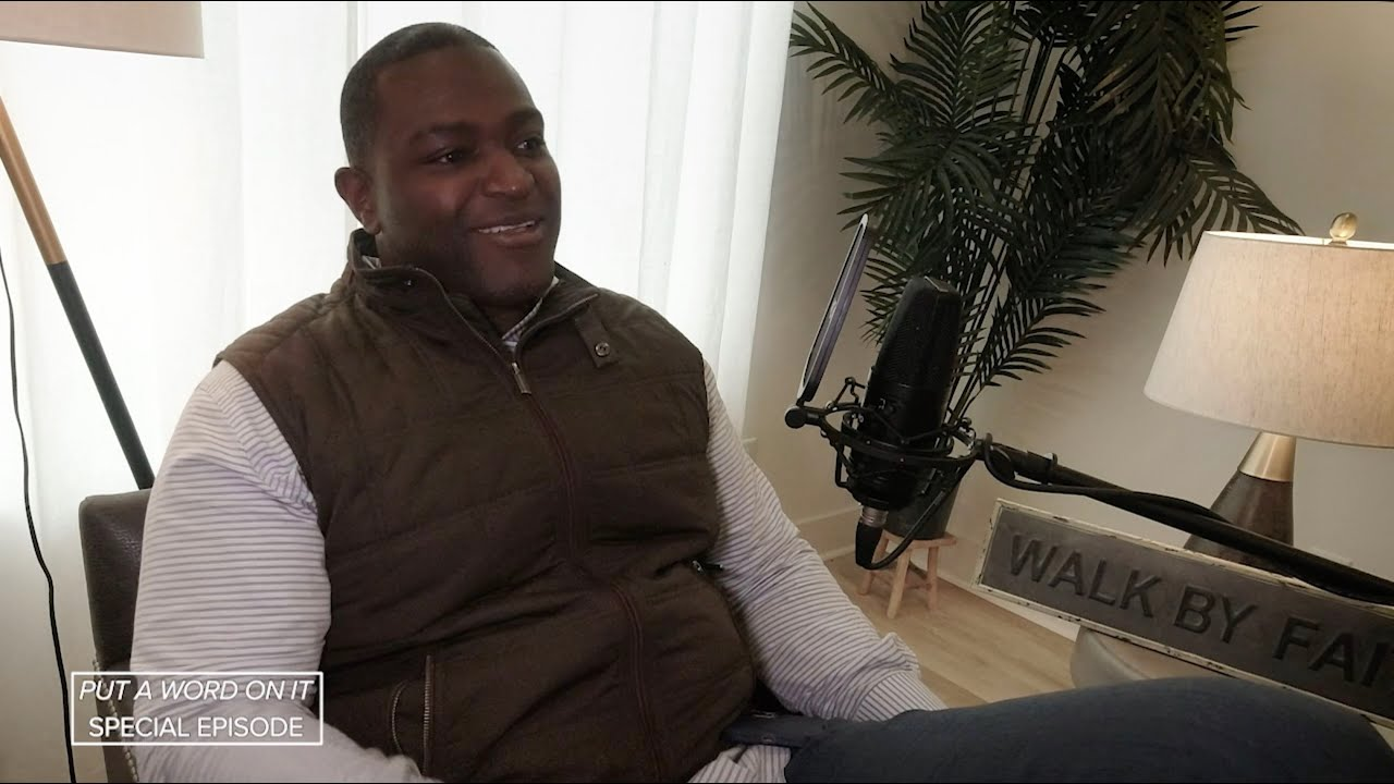 PUT A WORD ON IT: Chris Spencer Interview/Former NFL Player