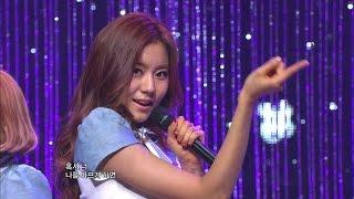 【TVPP】After School   Shampoo, 애프터스쿨   샴푸 @ Comeback Stage, Show Music Core Live