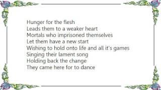 Howard Jones - Hunger for the Flesh Lyrics
