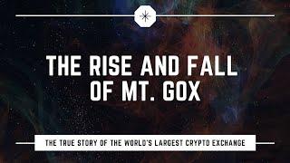 MT Gox Bitcoin Preisdiagramm